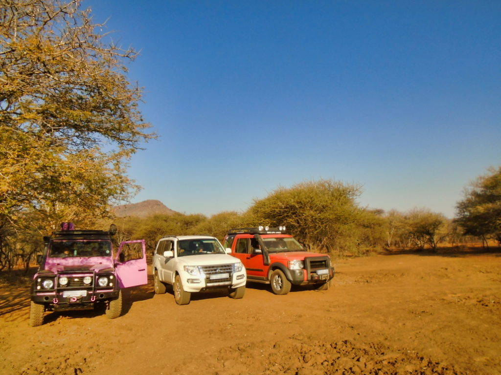 some 4x4 cars